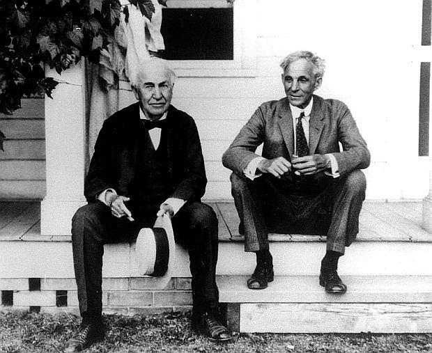 150 lat temu urodzi� si� pionier seryjnej produkcji - Henry Ford