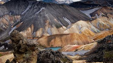 Islandia wycieczki - Landmannalaugar / Shutterstock