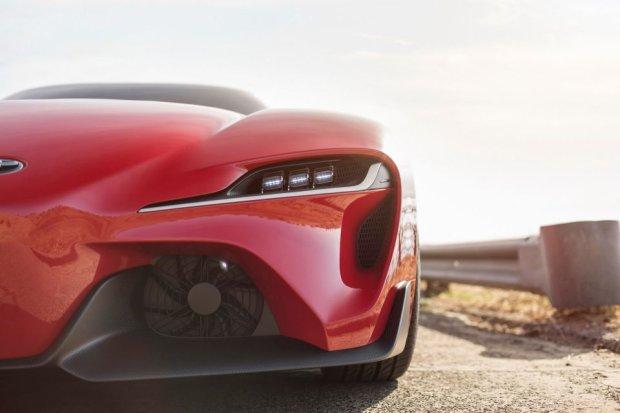 Toyota i par� ciekawych pomys��w na auto