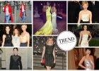 Sieci�wki wkraczaj� na czerwony dywan! BAFTA, Met Gala, Oscary - te imprezy nie ob�d� si� bez kreacji z Zary, Topshopu czy H&M. Czy Haute Couture jest jeszcze w og�le potrzebne?