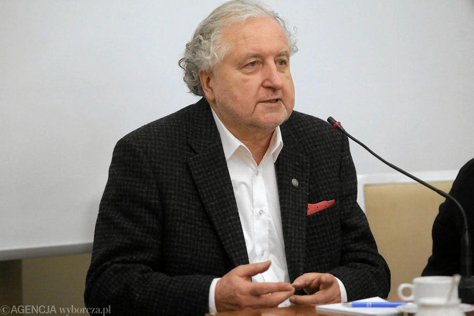 Spotkanie z prof. Andrzejem Rzeplińskim w Białymstoku