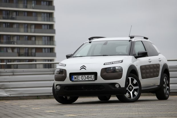 Citroen C4 Cactus 1.2 | Test | iPhone 5C