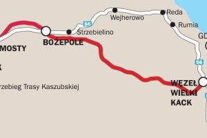 Co dalej z Tras� Kaszubsk�? Przetargu nie ma, a ministerstwo milczy