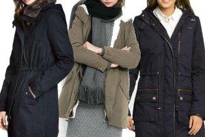 Parka - najmodniejsze kurtki z nowych kolekcji