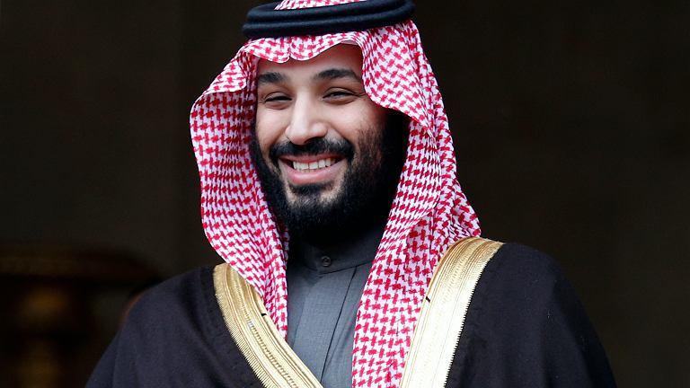 Książe Mohammed bin Salman