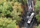 Tragedia we Francji. W czołowym zderzeniu autokaru i ciężarówki zginęły 43 osoby, w tym dziecko