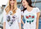 Bluzki i T-shirty z nadrukami m�odych projektantek w sieci Biedronka