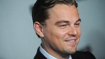 Leonardo DiCaprio w roli Leonarda Da Vinci