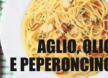 Spaghetti aglio, olio e peperoncino - ugotuj