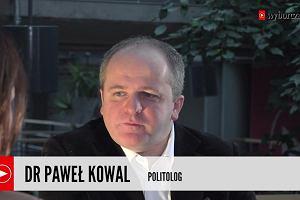 Likwidując Biełsat chowamy własną flagę - Paweł Kowal w 3x3