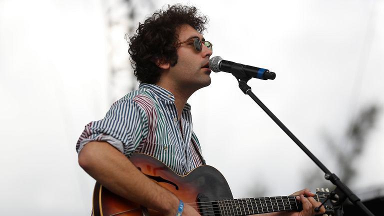 Miles Michaud z zespołu Allah-Las