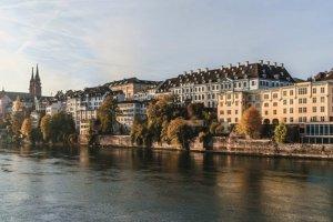 Bazylea - kulturalna stolica Szwajcarii