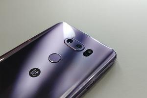 Plecki LG V30. Zdjęcie wykonane LG V30