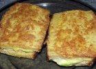 Gor�ca kanapka z awokado i kukurydz�