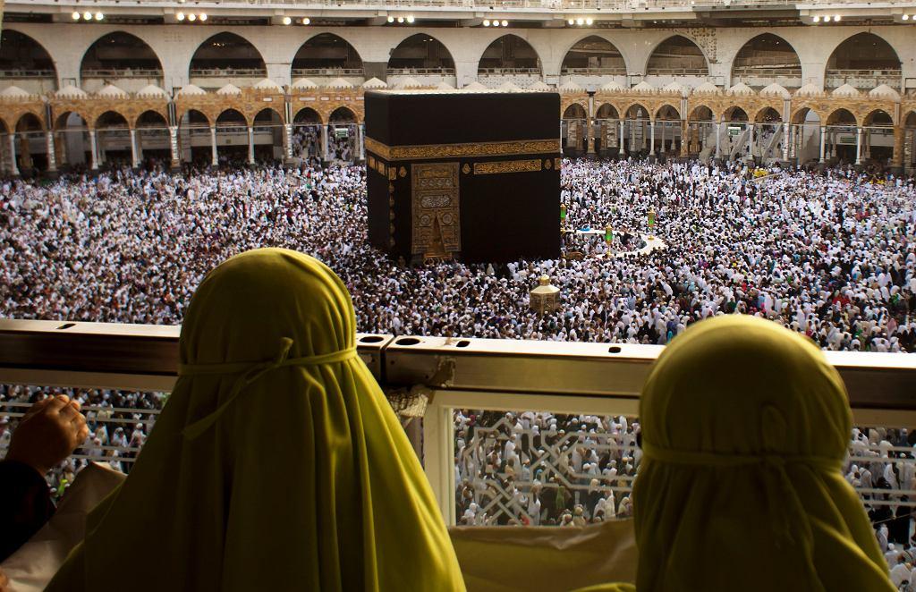 Mekka. Zdjęcie ilustracyjne