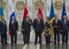 Podczas spotkania w Mi�sku Putin i Poroszenko u�cisn�li sobie r�ce