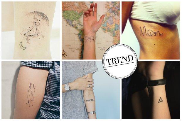 Zbli�a si� koniec roku 2014 i nie masz �adnego z tych tatua�y? Jeste� w mniejszo�ci! Zobaczcie, co w tym roku najch�tniej malowali�my na ciele