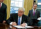 Trump oddaje Chinom handel na Pacyfiku. Radość Berlina, obawy w Tokio