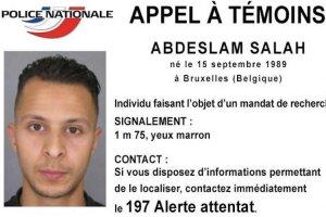 Policja wydała list gończy za podejrzanym o zamachy. Znana tożsamość trzech zamachowców