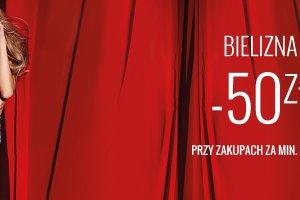 Promocja -50 zł na ekskluzywną bieliznę na Answear.com