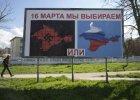 Parlament Ukrainy rozwi�za� parlament Autonomicznej Republiki Krymu