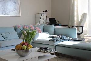 Niebieskie meble i dodatki w Twoim domu