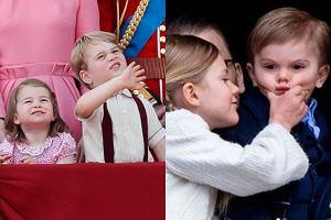 Królewskie dzieci