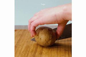 Ziemniaki na baczność z fondue