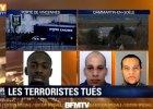 Terroryści przed śmiercią dzwonili do mediów. Opublikowano ich wypowiedzi