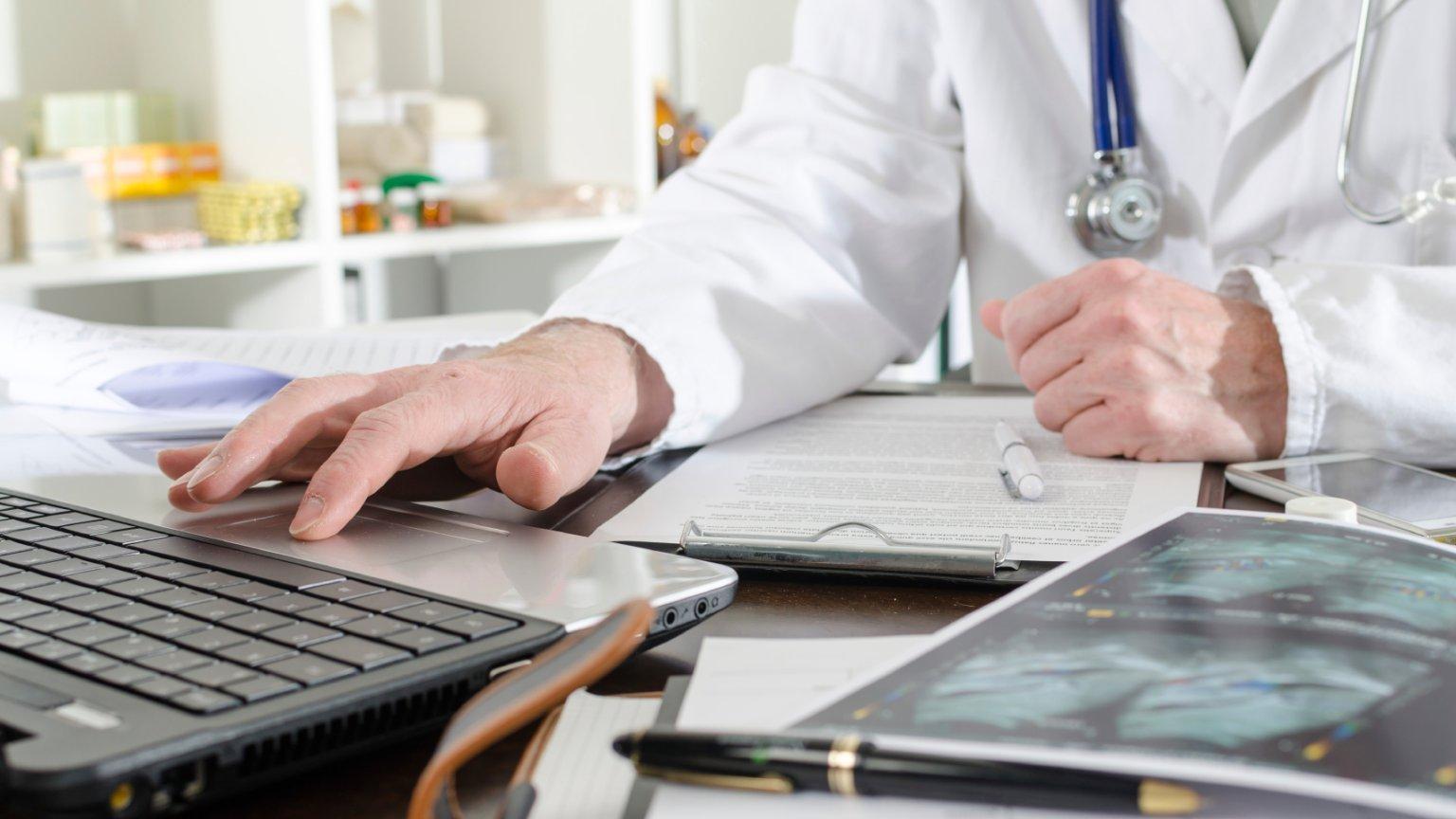 Lekarz na odległość postawi diagnozę i wystawi receptę - tak wygląda leczenie w wirtualnej przychodni