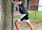 Ćwiczenia dla rowerzystów pokazuje zwycięzca Tour de Pologne