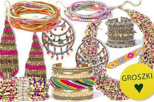 Dla nowoczesnej hippiski: biżuteria Claire's na wiosnę i lato 2013