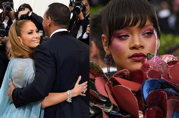 """MET Gala 2017 za nami. Jedna z najgłośniejszych imprez roku, zwana niekiedy """"Oscarami wschodniego wybrzeża"""" jak co roku przyciągnęła największe gwiazdy świata filmu, muzyki i mody. W tym roku motywem przewodnim była twórczość japońskiej projektantki Rei Kawakubo, założycielki marki Comme des Garçons. Kto najbardziej przyciągał wzrok na czerwonym dywanie? Przekonajcie się, zaglądając do galerii."""