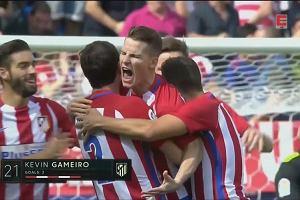 Top 5 bramek w Primera Division. Nicola Sansone trafił z połowy boiska [ELEVEN SPORTS NETWORK]