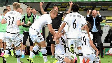 Legia w Lidze Europy, cho� o awans dr�a�a do ko�ca meczu! Nerwowe 90 minut z Zori�