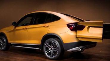 BMW Orange 4 Concept