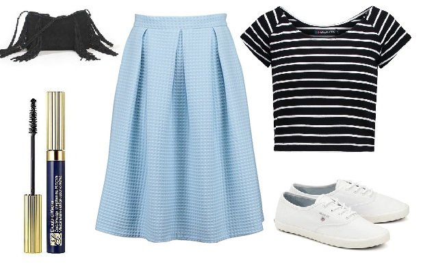 Jak Brigitte Bardot - ubrania inspirowane francusk� gwiazd�
