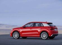 Mały, luksusowy SUV od Audi już za dwa lata - czas na Audi Q1?