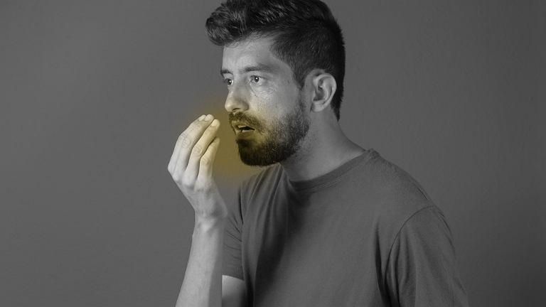 Nieprzyjemny zapach z ust może zrujnować kontakty towarzyskie i życie zawodowe oraz stanowić przyczynę licznych osobistych problemów