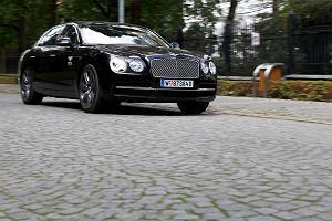 Bentley Flying Spur W12 | Test | Lepszym by�