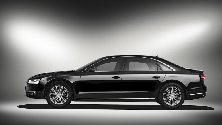Audi A8 Security L