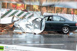 Nawałnica w Moskwie. 11 osób zginęło, dziesiątki rannych. Miedwiediew uwięziony w rezydencji