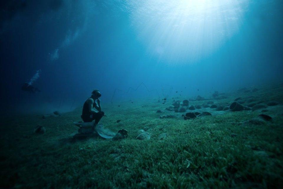 Zdjęcie numer 0 w galerii - Zdjęcia freediverów, które zapierają dech w piersiach [FOTO]
