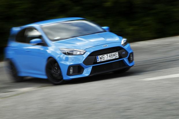 Ford Focus RS | Test | Mega Hatch