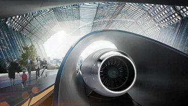 Hyperloop to pojazd, który może zrewolucjonizować światowy transport