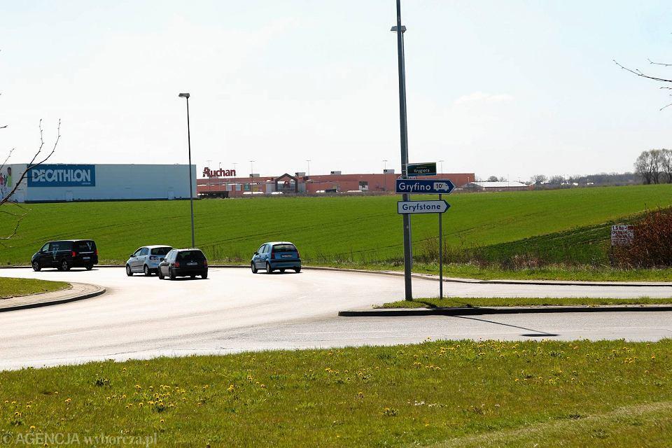 Ikea Coraz Bliżej Kołbaskowo Auchan I Gddkia Zbudują Drogę