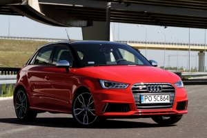Audi rozpoczyna sprzeda� modeli S1 i S1 Sportback