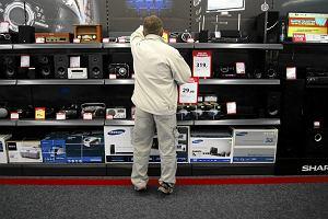 Pu�apki elektromarket�w. Sprzedaj� u�ywany lub zepsuty sprz�t, a z reklamacji nici