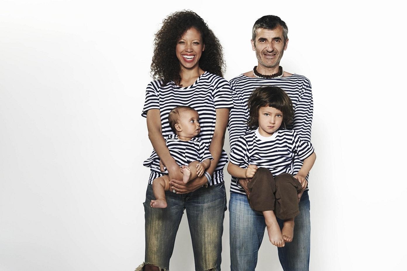 Irek Ciara z rodziną (fot. archiwum prywatne)