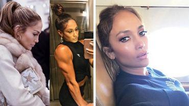 Obydwie piękne, utalentowane i bardzo podobne! Miłośniczka fitnessu Jay From Houston coraz częściej na swoim profilu na Instagramie umieszcza zdjęcia swoje i JLo. Podobieństwa doszukali się jej fani. Zobaczcie inne zdjęcia i sami oceńcie, czy faktycznie wyglądają jak bliźniaczki.